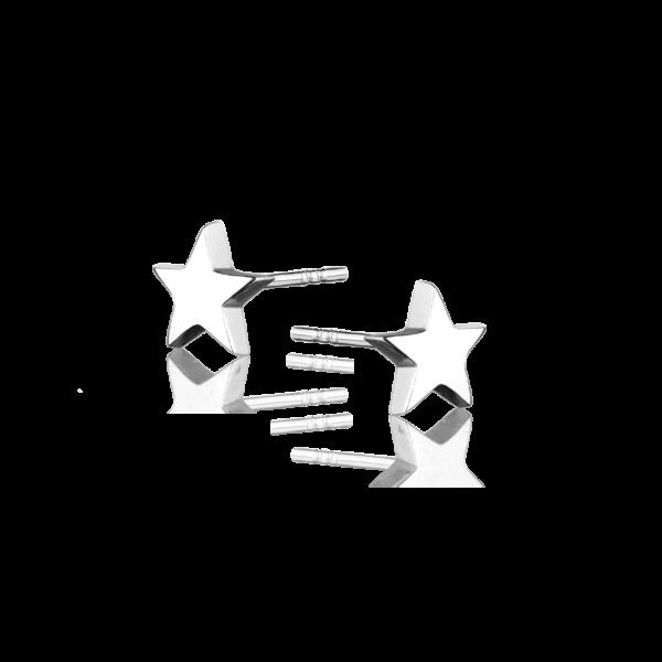 Kolczyki Gwiazdki