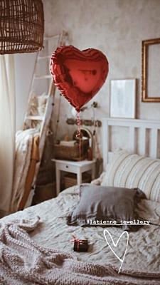 Wyślij biżuterię balonem ❤️